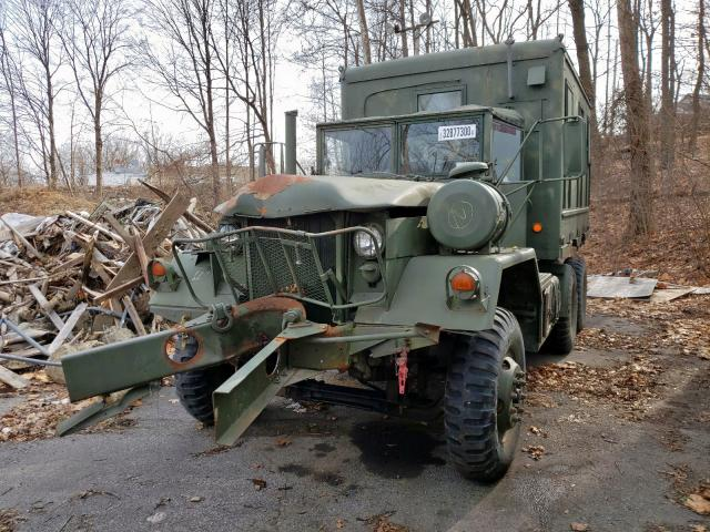 Salvage 1972 Jeep Kaiser