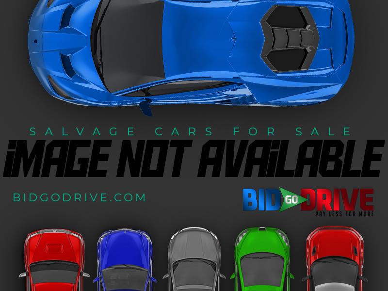 Salvage 2020 Ford Fusion Titanium