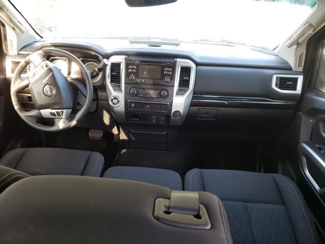 Salvage 2018 Nissan Titan Xd