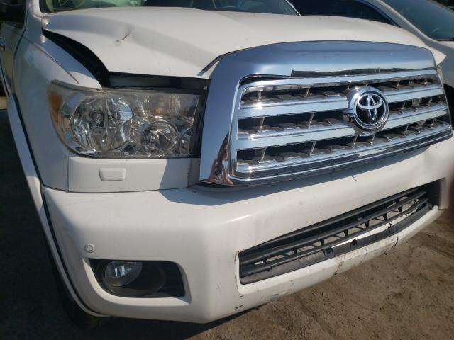 Salvage 2014 Toyota Sequoia Limited