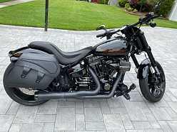 Salvage 2016 Harley-Davidson Pro Street Breakout