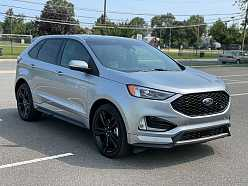 Salvage 2020 Ford Edge ST